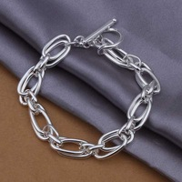 Hot Sell!Wholesale Sterling 925 Silver Bracelet,925 Silver Fashion Jewelry,Grapes To Bracelet SMTH320