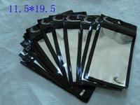 19.5*11cm Retail package bag packing bag aluminum plastic bag for mobile phone samsung i9300 case,100pcs/lot free shipping