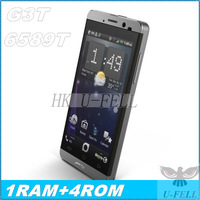 "4.5"" IPS screen 3G Jiayu G3T / G3S MTK6589T Quad Core 1.5G Android 4.2 1GB RAM 4GB ROM dual sim GPS G3 smart phone"