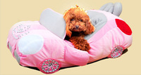 Лежанка для собак Dog bed 4colors Small Diameter 35cm* Height 15cm Winter warm pet bed