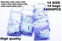 Wholesale 14000PCS / lots 8MM-9MM-12MM-13MM-14MM-16MM-17MM-18MM-20MM-22MM-24MM-26MM-28MM-30MM spring bar watch repair parts