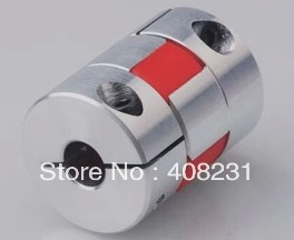 New 1PCS Jaw Shaft Coupling Spider Flexible Coupler 14 x 17mm 14*17mm Diameter 40mm Length 65mm(China (Mainland))