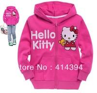 NEW fashion Mickey/minnie mouse hello kitty boys girls clothes long sleeve children hoodies kids clothing sweatshirts