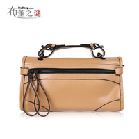 Genuine leather women's handbag 2013 handbag one shoulder cross-body women's handbag vintage small bag messenger bag