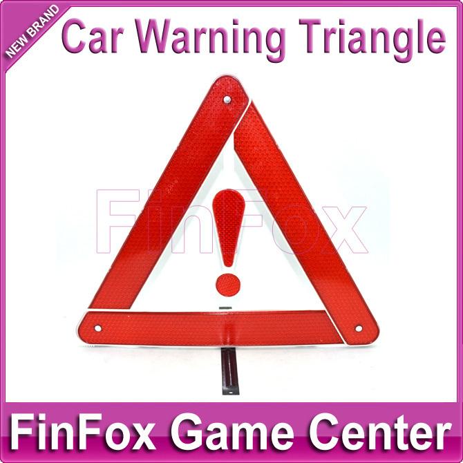 Collapsible Reflective Warning Triangle Car Warning Sign(China (Mainland))
