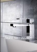 Copper Chrome Bathroom Faucet Hot and Cold Mixer Sanitary WareTaps For Bathroom torneira bronze banheiro monocomando misturador