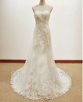 Free shipping best selling 100% Guarantee 2013 Wedding Dresses any size/color wedding dressWD630