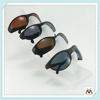 China reliable supplier provide customzied POS,POS flooring lockable acrylic sunglasses display stand