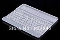 Bluetooth QWERTY Wireless Metal Keyboard Case for iPad 3 & 2