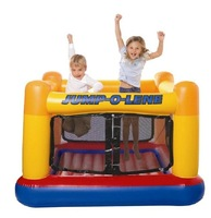 BRAND NEW FAMILY BOUNCY CASTLE+FREE BUMP,INFLATABLE BOUNCE HOURSE,INFLATABLE TOY,NO.48260 JUMP-O-LENE,INFLATABLE JUMP HOURSE