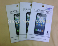 10pcs/lot Clear Screen Protector Cover Film for Samsung Galaxy Note 3 N9000