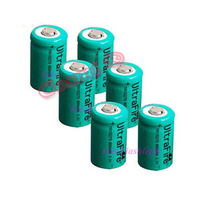 Original UltraFire 15270 CR2 800mAh 3.0V Li-ion batery/batterie rechargeable cr2/battery CR2