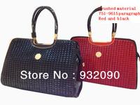 Siwei Ya paint bag counter genuine handbag shoulder bag Messenger bag  crushed material