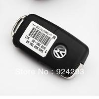 Folding Remote Key Shell For VW POLO PASSAT Lavida Bora Beetle Touran Volkswagen Beetle Key Shell