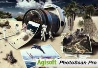 Photogrammetry and modeling software Agisoft optical scanning Pro V0.9, the English version / multiple languages