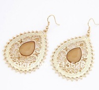 Min order $10 (mix order) Fashion Hollow Drop Earrings