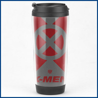 X-Man Mug Cup, X Man Double Plexiglass Insulation Mug Coffee Cup, High Quality Designed in Japan, Free Shipping