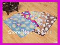 free shipping Mats bathroom doormat waste-absorbing slip-resistant pad coral fleece oriental rug carpet
