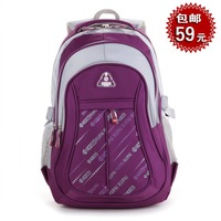 3 - 6 in primary school students school bag girls child backpack male ultra-light waterproof relief  mochilas