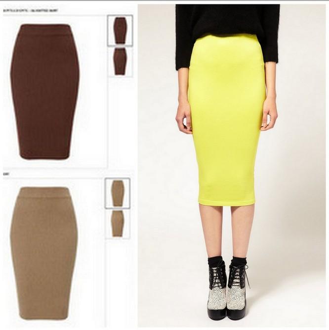 2015 Summer New Fashion Chiffon Long Skirts Flowers Print Bohemia ...