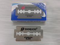 Dorco Platnum ST300 Stainless steel double edge blade safety razor blade 100pcs free shippment