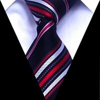Brand New D.berite Fashional 100% Silk Men's Necktie Wedding Groom Neck Tie JP156