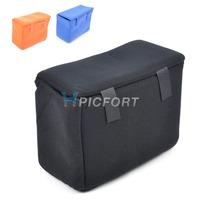 New Insert Padded Camera DSLR Inner Divider Partition Protector liner Case Bag   -BA0121