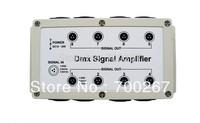 1pcs new 8 Channel Output DMX DMX512 LED Controller Signal Amplifier Splitter Distributor
