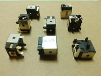 Mini power jack for ASUS lenovo acer 2.5MM Free shipping  wholesale laptop cable fan hinge dc jack usb jack