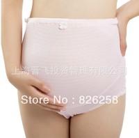 Free shipping 100% cotton maternity panties adjustable maternity pants plus size adjustable shorts