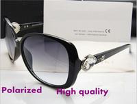 Designer Star Style sunglasses for women diamond brand women's UV polarized sunglasses BVI3123 with original box