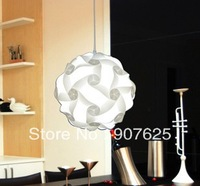 new christmas decoration M christmas light color  hot sale iq puzzle light shade 10 sets(300 pieces) 300mm