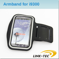 New fashion Sports Gym Running armband Band Exercise Case Arm Cover for Samsung Galaxy S3 i9300 free shipping