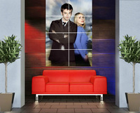 TB03 Doctor Who TV drama program 46x 32 inches 116 x 81 cm print large huge decals poster decor wall picture photo home giant