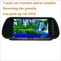 Sun visor with lcd monitor&Car lcd headrest&Ba3121n&car monitor flip&Tv 7 inch car av&Car media center&Fold monitor