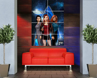 TB10 Doctor Who TV drama program 46x 32 inches 116 x 81 cm decals poster print large photo home decor wall huge picture giant
