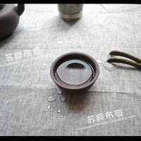 Waterproof linen table cloth zakka cotton hemp linen tablecloth oil gremial double faced coating