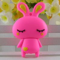 Usb flash drive 32G cartoon usb flash drive lovely rabbit usb flash drive