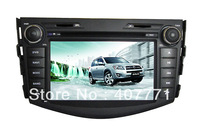 """Free shipping!! 7"""" android4.0, 2 din 3G wifi Car DVD GPS special for TOYOTA RAV4 2006-2012"""