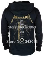 Metallica Hot sell high quality fleece sportswear tracksuit down winter jacket hot brand casual rock shirt items hoodies rlx