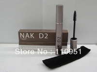 New arrival ! wholeasle 100PCS/LOT MAKEUP NK2 Cosmetics top quality nake mascara Free by DHL/EMS
