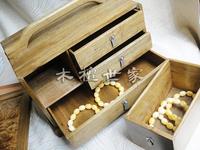 Gold phoebe jewelry box jewelry box gold lauraceae wood panel large jewelry box a13