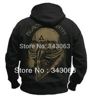 Black Sabbath Hoodies Hot sell high quality clothing jacket hot brand rock sweatshirt items skull punk death dark metal