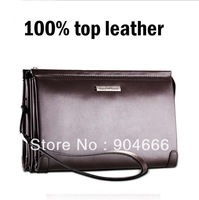 Free shopping!!! imported Italian top leather multi-function clutch wallets for men 2013,Upscale gift wallet men long design