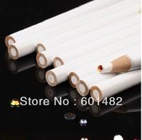 200pcs/lot pencil  nail dotting tools. NEW Wax Crystal Rhinestones Gem Jewel Pencil Picker Setter Pen Tool for Nail Art DIY