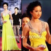 Formal dress evening dress long design bridesmaid dress one-piece dress married bride dress evening dress
