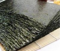 100 Pieces Wholesale Seaweed,Nori For Sushi Seaweed Rori Sushi Rice Mold Mould Sea Sedge,Kelp Dried Nori Tools