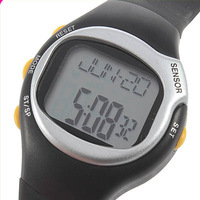 Calorie Burned Heart Rate Pulse Sport Watch Wrist watch+Free shipping