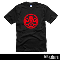 2014 new summer 5 color men's &women's US film Red skull print short-sleeve T-shirt lovers Classic memories fashion brands cheap