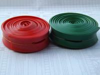 Free shipping Rubber belt tension 5 meters yoga elastic band fitness elastic belt